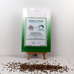 ORNAMENTAL HEMP SEEDS
