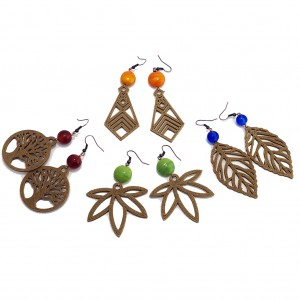 hemp earrings